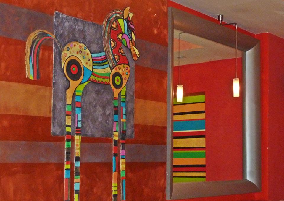 Restaurace Bukefal